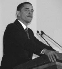 Senator Barak Obama (D-IL)