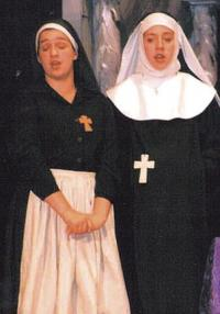 Shannon Trayah & Katie Curler in the Sound of Music