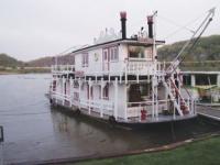 Steamboat 'The Gambler.'