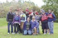 The 2011 Fall VUHS Rowing Team