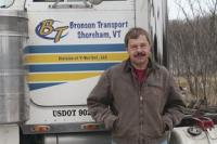 On the road and in his shop, Jeff Bronson is open for business with Bronson Transport!