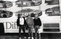 Passion for automobiles extends to all levels for the Foster family. Ed and his sons were at the Daytona Speedway with many other auto dealers from across America in 2001 when Dodge was re-entered.
