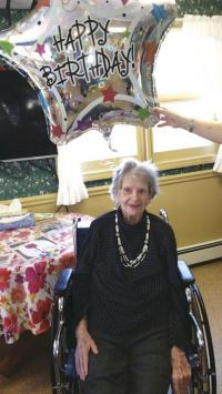 Barbara Rice had a recent birthday and joined an elite group called the Century Club. Now with 100 years of life to look back on Barbara is still focused on her music and is curious to see what all the fuss will be when she turns 101.