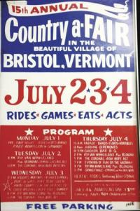 This 1968 poster shows the long standing tradition of days of celebrations in Bristol