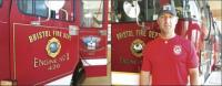 Seeped in the traditions of the past, the firefighters of Bristol today blend the best of the new fire methods with the values that have made Bristol Fire Department a vital part of the community for so long. Chief Brett LaRose operates with an open door policy and invites the community to stop in if you see the lights on and the doors open. A formal Open House will happen later this year.