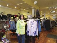 Linda's Apparel & Gifts is one of the main stays in Vergennes.