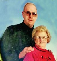 Janice and Horace Moore met at a