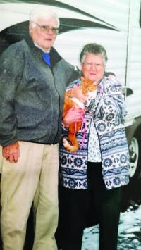 Cary & Joyce Marshall love each other, family, cats and camping to name just a few. This happy and positive couple welcome each day with a smile.