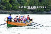 6 oar experience division winners.